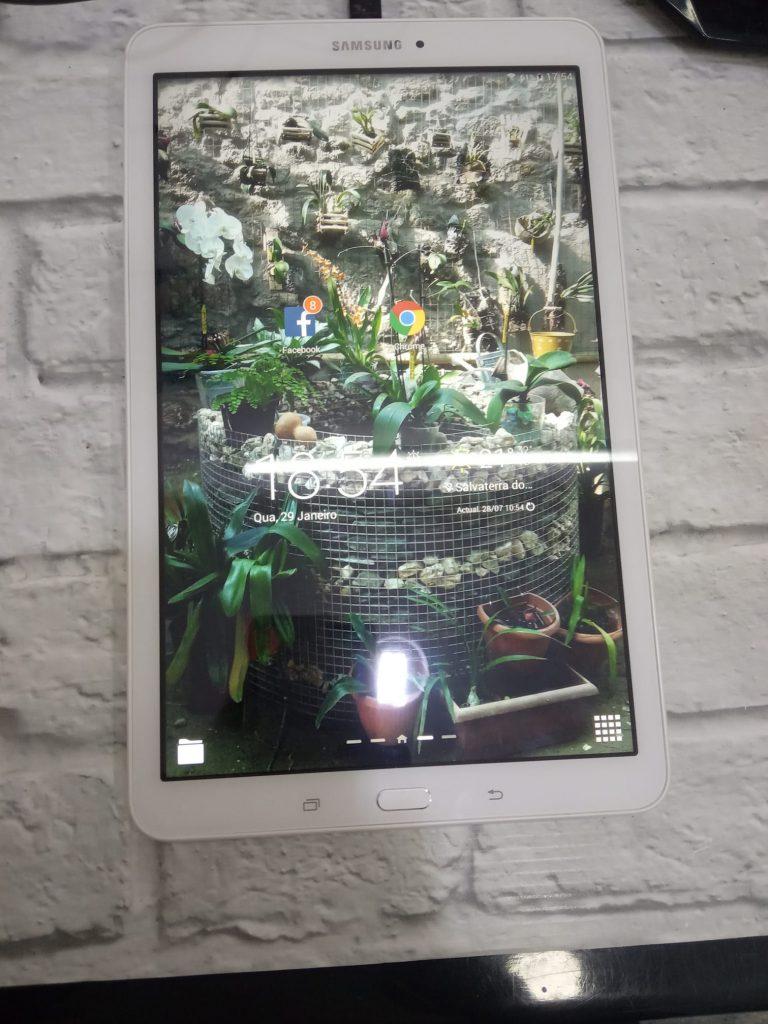 Substituição de LCD